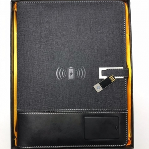 Notebook Powerbank personnalisé