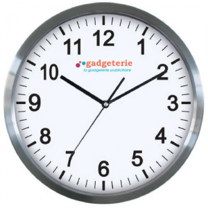 Horloge Murale avec logo