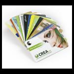 Carte PVC personnalisé